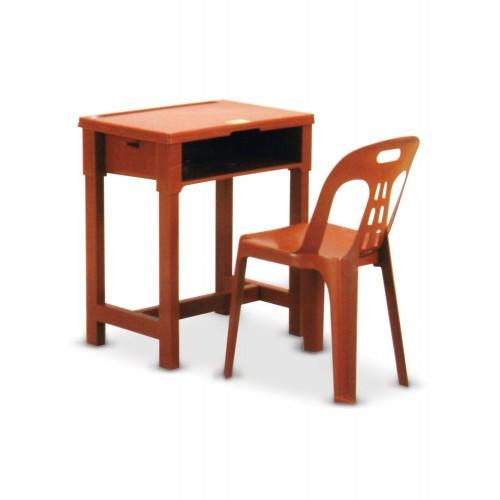 STUDY CHAIR & TABLE SET (SMK + THPC)