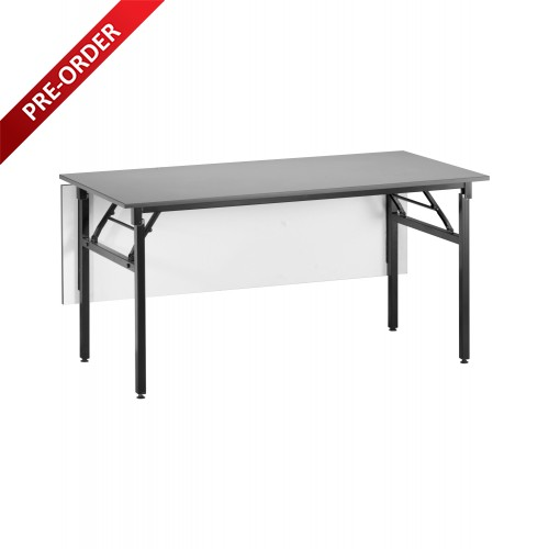 BANQUET FOLDABLE RECTANGULAR TABLE WITH MODESTY PANEL (WK-BT24-520)