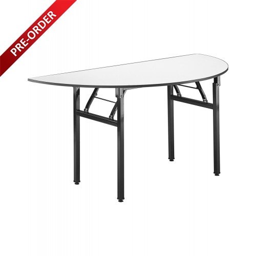 BANQUET FOLDABLE HALF ROUND TABLE (WK-BT10-525)
