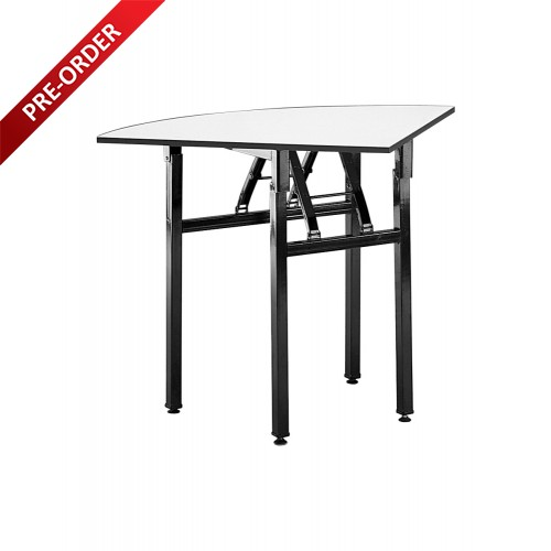 BANQUET FOLDABLE QUARTER ROUND TABLE (WK-BT9-20)