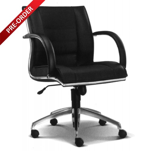 BOSSI LOW BACK CHAIR (E1073H)