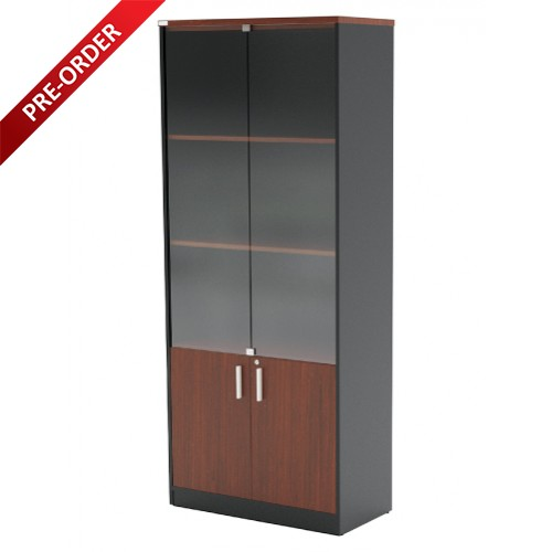 HIGH GLASS SWING DOOR CABINET (WK-MB-210-G1)