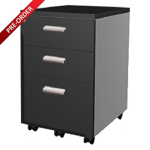 HIGH MOBILE 3 DRAWER (WK-ML-H3D)