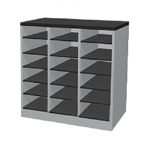 18 PIGEON HOLE CABINET  (WK-ML-76-18P)