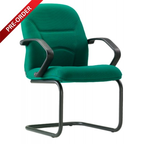 CANTILEVERED VISITOR CHAIR (CH-199V)