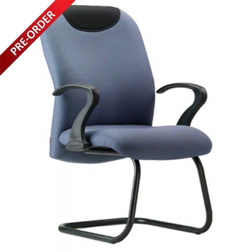 CANTILEVERED VISITOR CHAIR (CH-169V)