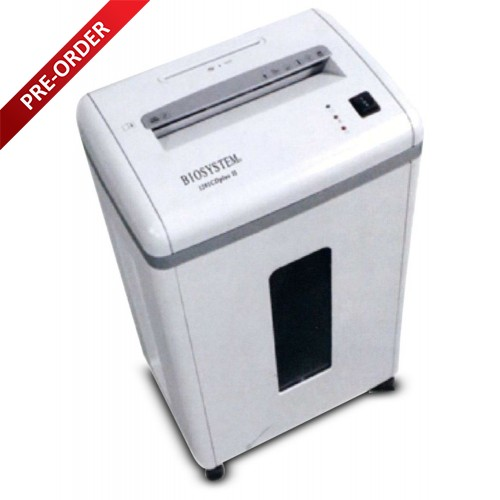 BIOSYSTEM SHREDDER (PLATINUM II)