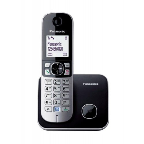 PANASONIC DIGITAL CORDLESS PHONE (KX-TG6811ML)