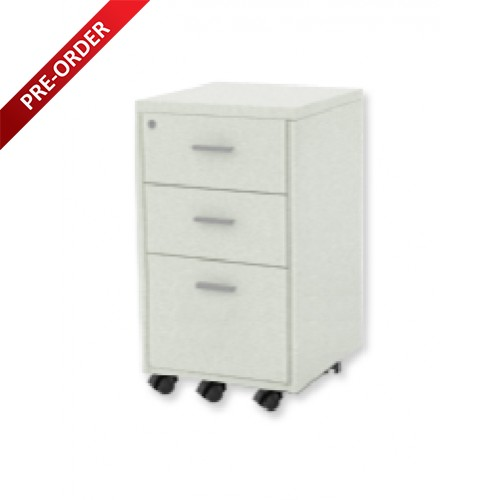 HIGH MOBILE 3 DRAWER (WK-M-H3D)