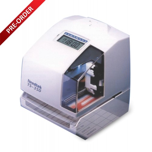 NEEDTEK ELECTRONIC TIME STAMP & NUMBERING MACHINE (TS-350)