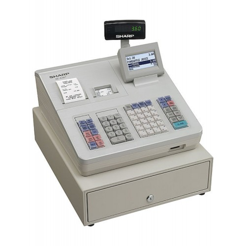 SHARP ELECTRONIC CASH REGISTER (XE-A307)