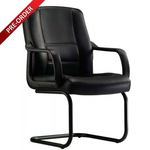BOSS B3 SERIES VISITOR CHAIR (C-B3P-V-A62-M1-L1)