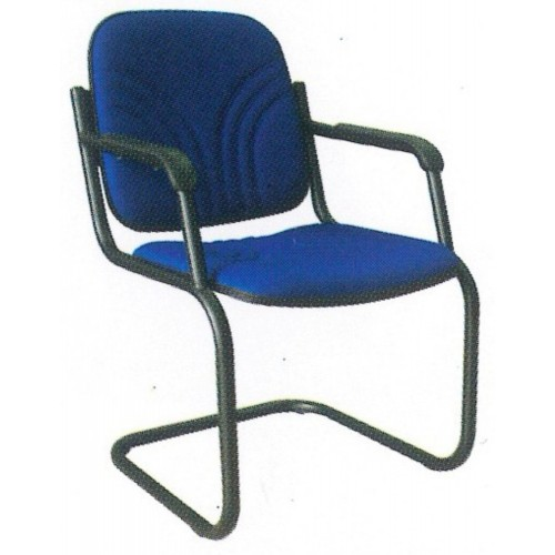 VISITOR CHAIR C/W ARMREST (CC-1006)