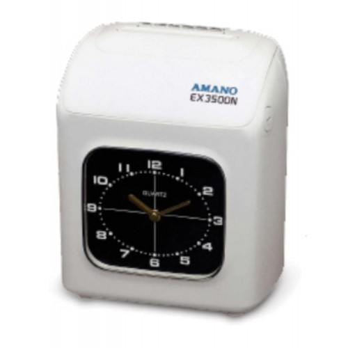 AMANO ELECTRONIC TIME RECORDER (EX3500N)