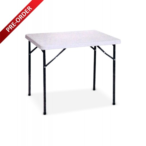 BANQUET 3FT SQUARE PLASTIC TABLE (BQ-0900SQ)