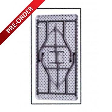 BANQUET 5FT RECTANGULAR PLASTIC TABLE (BQ-1574RT)