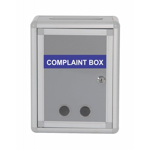 COMPLAINT & SUGGESTION BOX (WB605)
