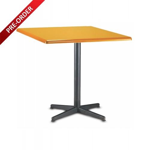 FIBREGLASS SQUARE TABLE