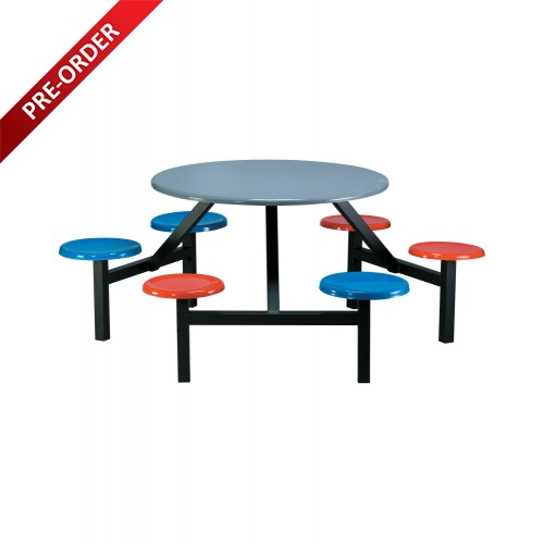 6 SEATER FIBREGLASS TABLE (RD-E0145)