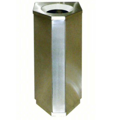 STAINLESS STEEL RECYCLE BIN (SUGO-1022)