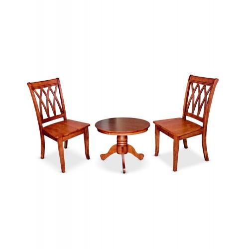 CAFE / GARDEN SET (HK 2350 CHAIR + HK CT 135-1 (2+1))