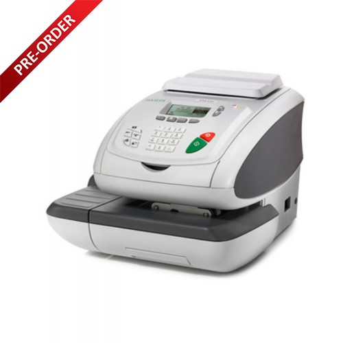 NEOPOST FRANKING MACHINE C/W 2KG SCALE (IS-350)