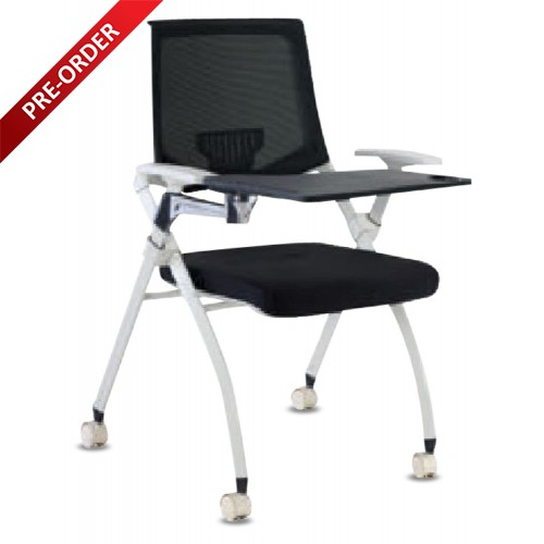 BENO STUDY CHAIR WITH TABLET (CH-BEN-M02T)