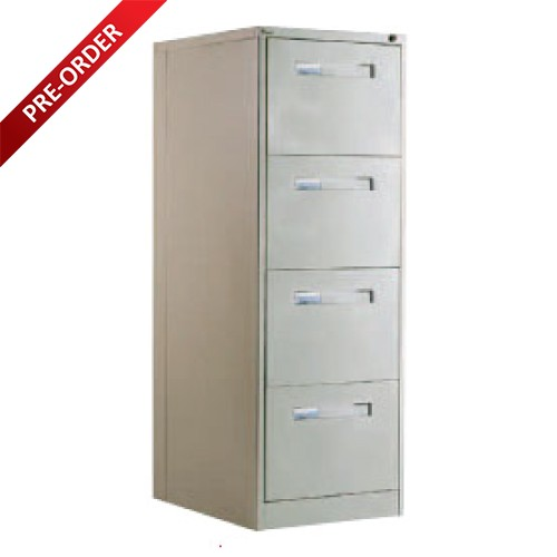 4 DRAWERS VERTICAL FILING CABINET (WS-04FT)