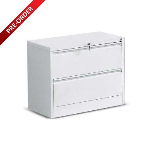 2 DRAWER LATERAL FILING CABINET (LF20)