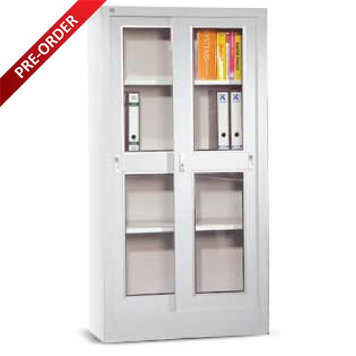 FULL HEIGHT CUPBOARD WITH 3 SHELVES (FC30)