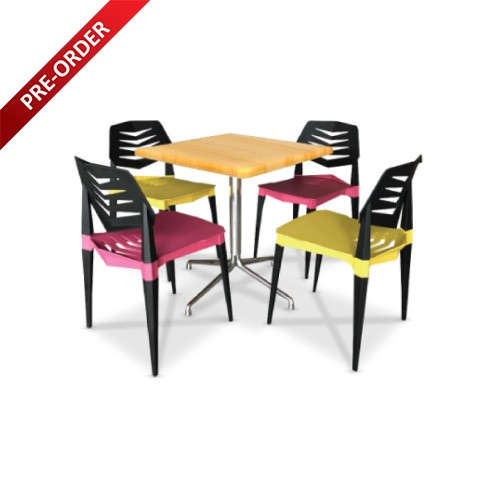 DISCUSSION TABLE SET (T013 + VECTOR (1+4))