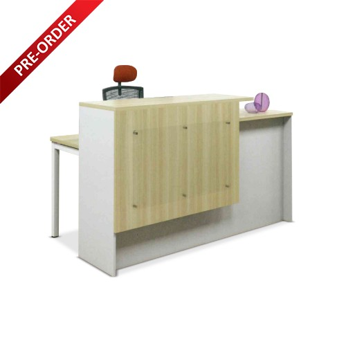 RECEPTION COUNTER (B-SCT 1500 OR B-SCT 1800)