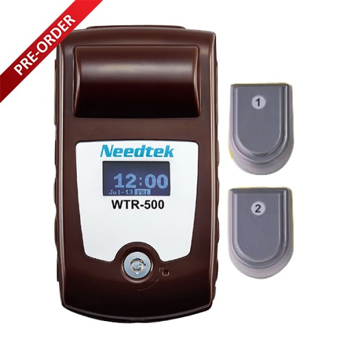 NEEDTEK WATCHMAN'S TIME RECORDER & PATROL SYSTEM (WTR-500)