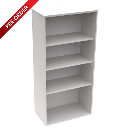N SERIES HIGH CUPBOARD WITH OPEN SHELF CABINET (OF-NL-172-O / OF-NL-210-O)