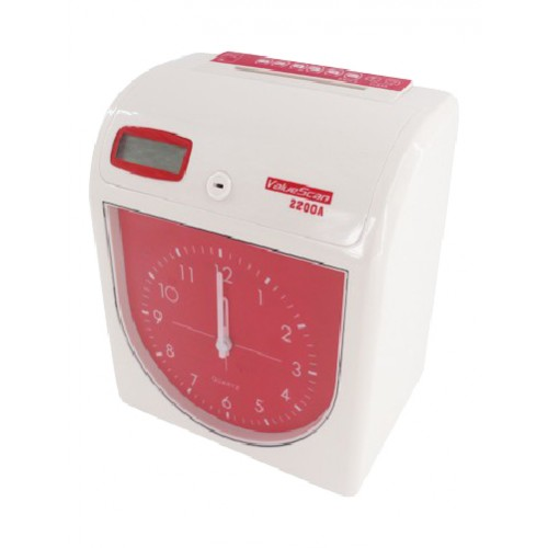 VALUE SCAN TIME ATTENDANCE (VS-2200A)