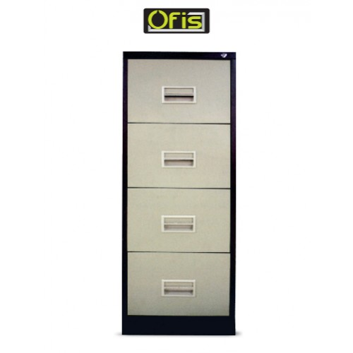 4 DRAWERS FILING CABINET (OF-S106/AB)