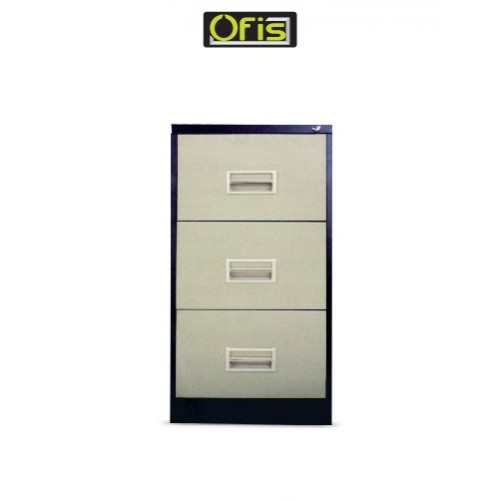 3 DRAWERS FILING CABINET (OF-S106/BB)
