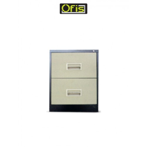2 DRAWERS FILING CABINET (OF-S106/CB)