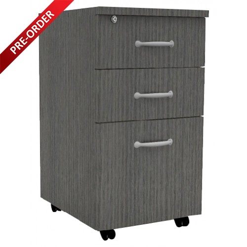 SM SERIES HIGH 3 MOBILE DRAWER (OF-SM-H3D)