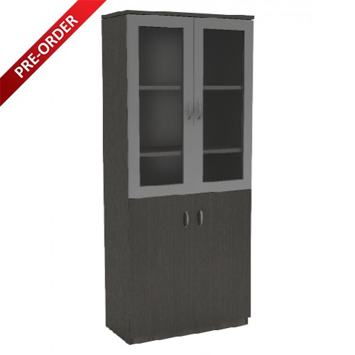 SM SERIES HIGH SWING GLASS DOOR CABINET (OF-SM-210-G1)