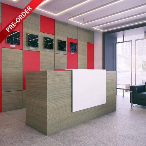 JAY RECEPTION DESK (RC-LM03)