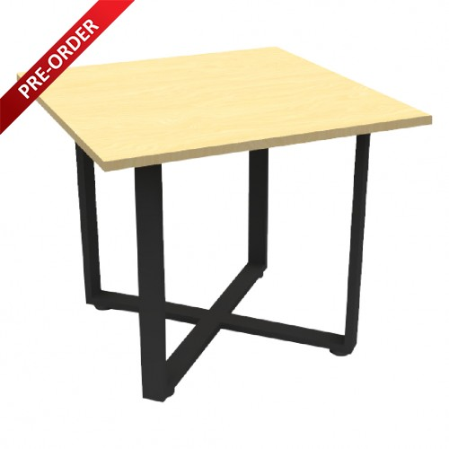 WK-DIC-14-B SQUARE DISCUSSION TABLE
