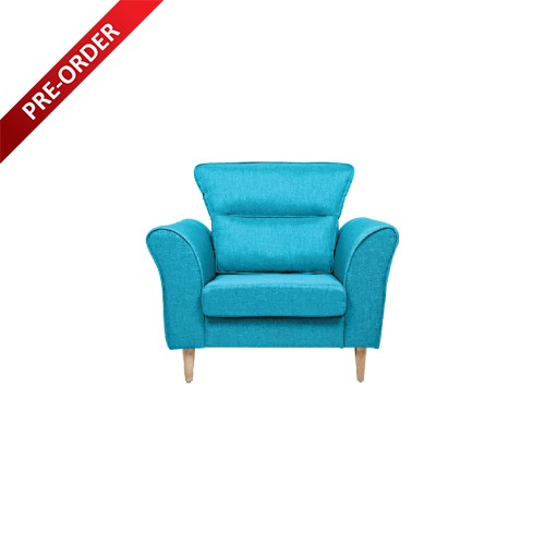 MENTA SERIES SINGLE SEATER SETTEE (MN-3132-1S)