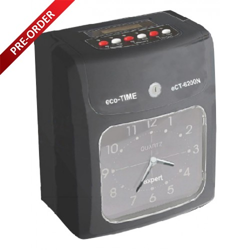 AXPERT ELECTRONIC TIME RECORDER (eCT-6200N)